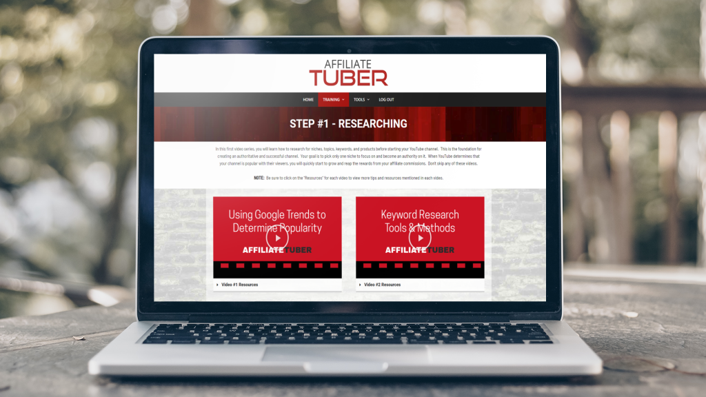 affiliate tuber review
